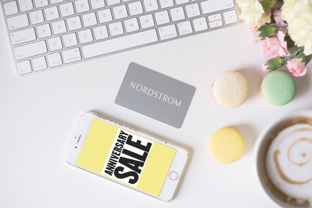 Nordstrom Anniversary Sale Giveaway featured by top US life and style blogger, By Jen Rose
