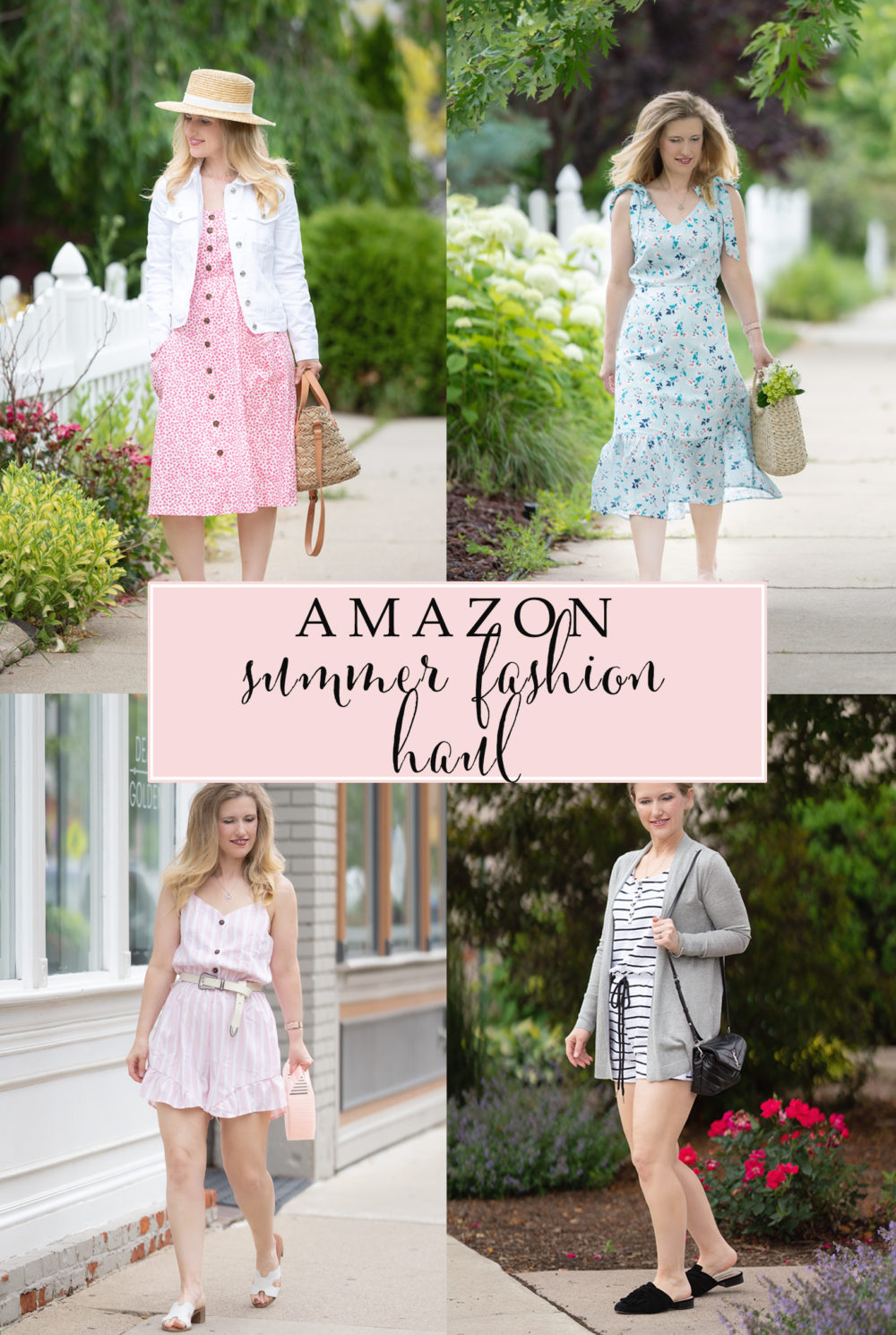 Amazon Dresses | Amazon Summer Fashion