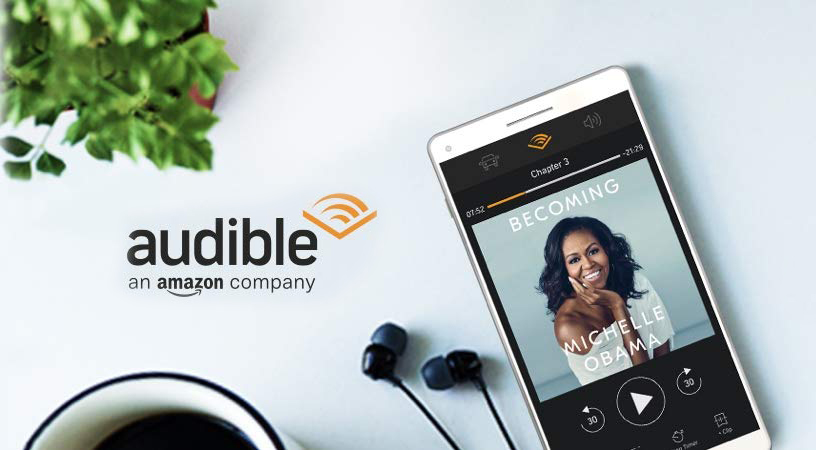 audible amazon