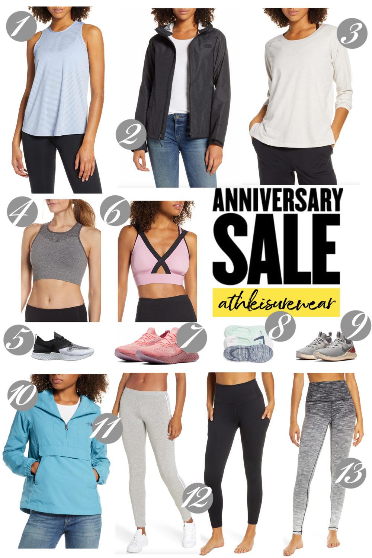 Nordstrom Anniversary Sale Athletic Wear