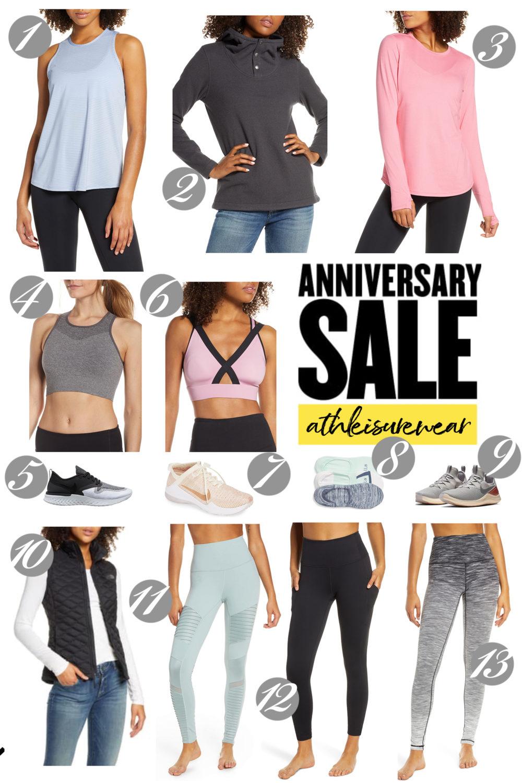 Nordstrom Anniversary Sale | Nordstrom Anniversary Sale Athleisurewear | Zella leggings