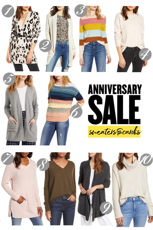Petite Fashion Blog | Nordstrom Anniversary Sale Sweaters
