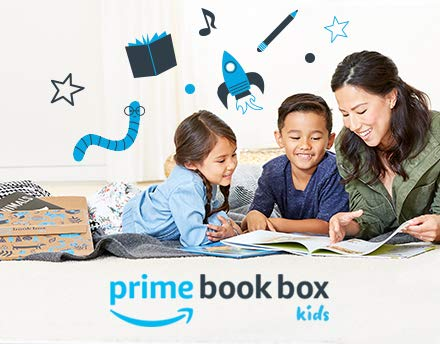 Amazon Prime book box