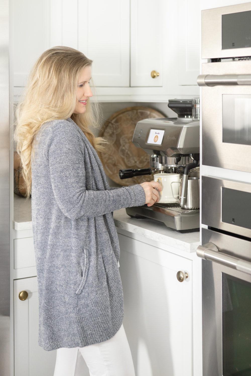 Petite Fashion Blog | eBay Home Appliances | Breville Barista Pro