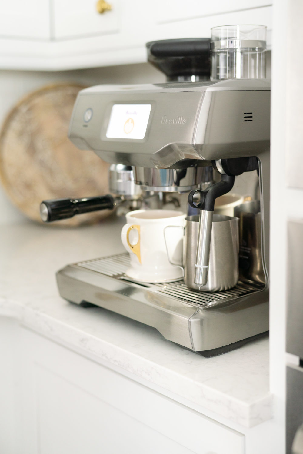 Petite Fashion Blog | eBay Home Appliances | Breville Barista Pro