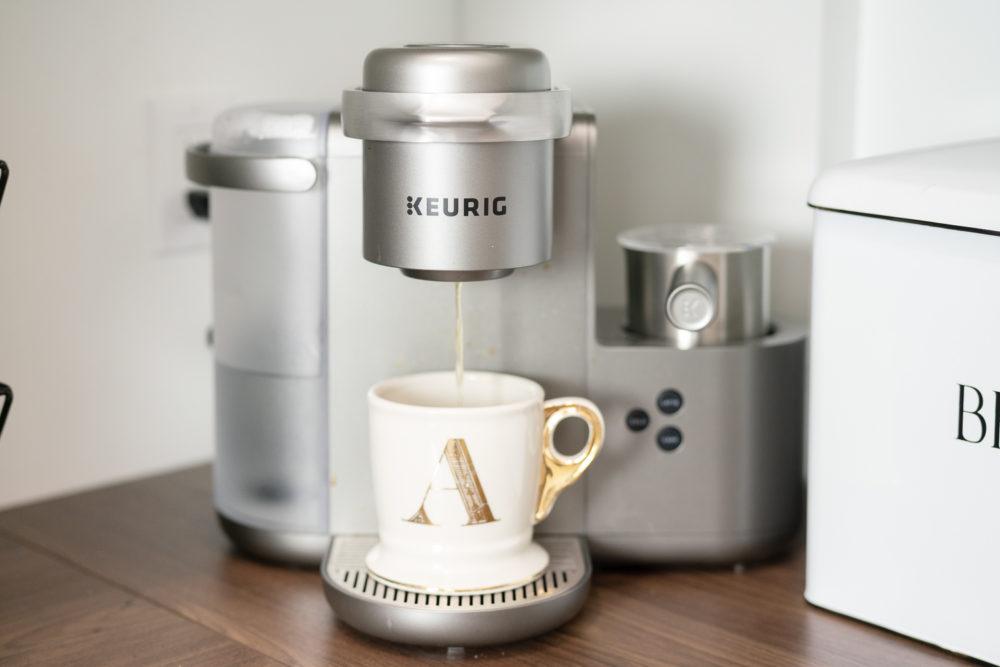 Petite Fashion Blog | eBay Home Appliances | Keurig Coffee Machine