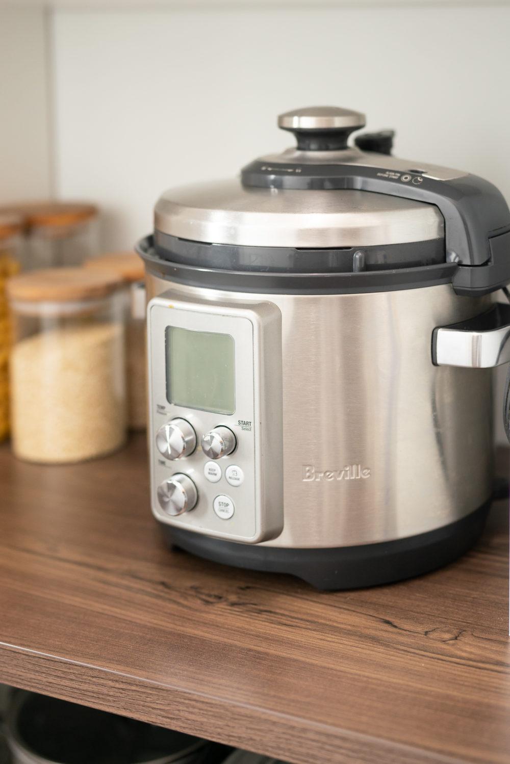 Petite Fashion Blog | eBay Home Appliances | Breville Pressure Cooker