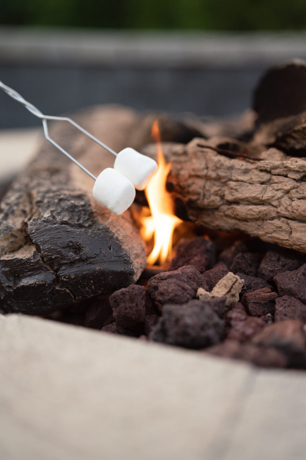 Petite Fashion Blog | S'mores recipe