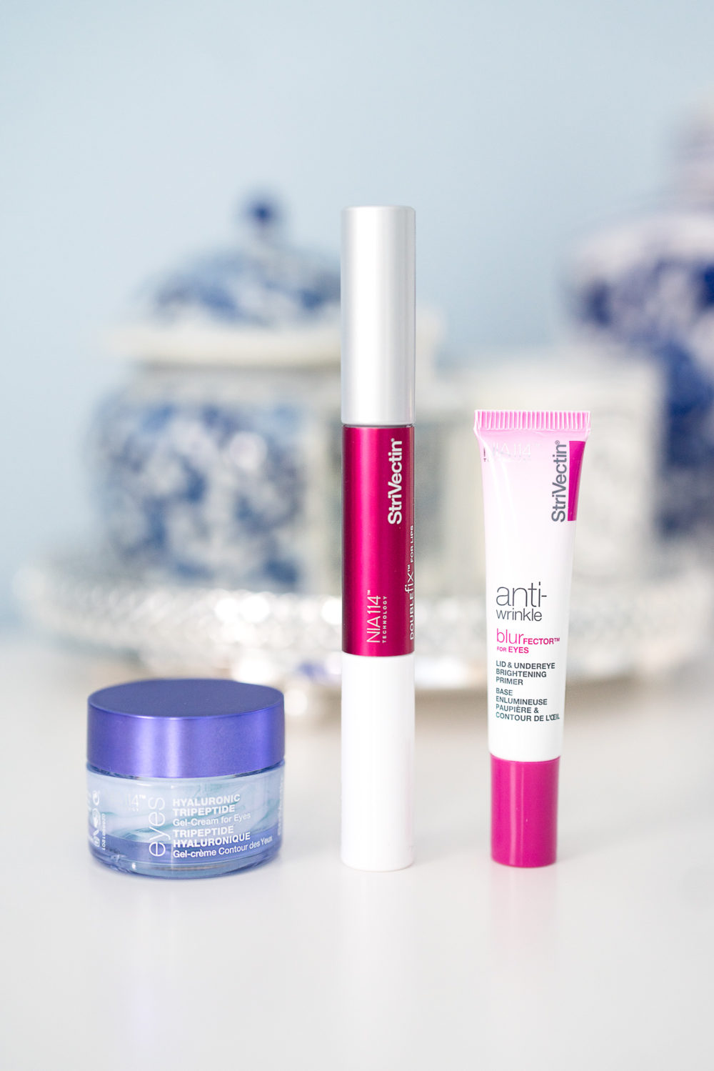 Petite Fashion Blog | Strivectin Anti-Wrinkle Cream Review