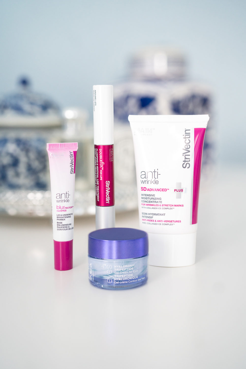 Petite Fashion Blog | Strivectin Anti Wrinkle Cream Before and After | Strivectin Anti-Wrinkle Cream Review