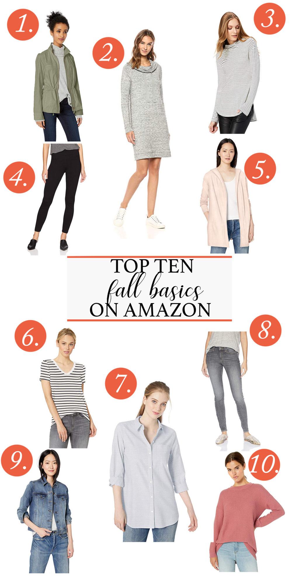 Amazon Fall Fashion Under $50