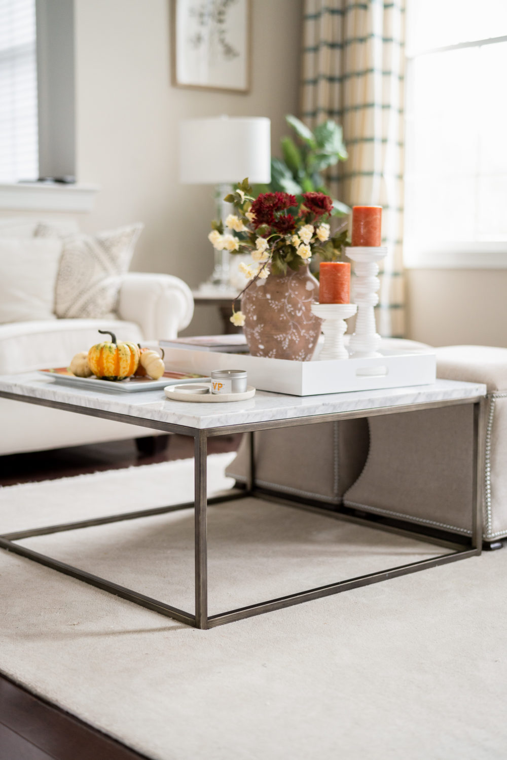 Petite Fashion Blog | Fall Home Decor Inspiration