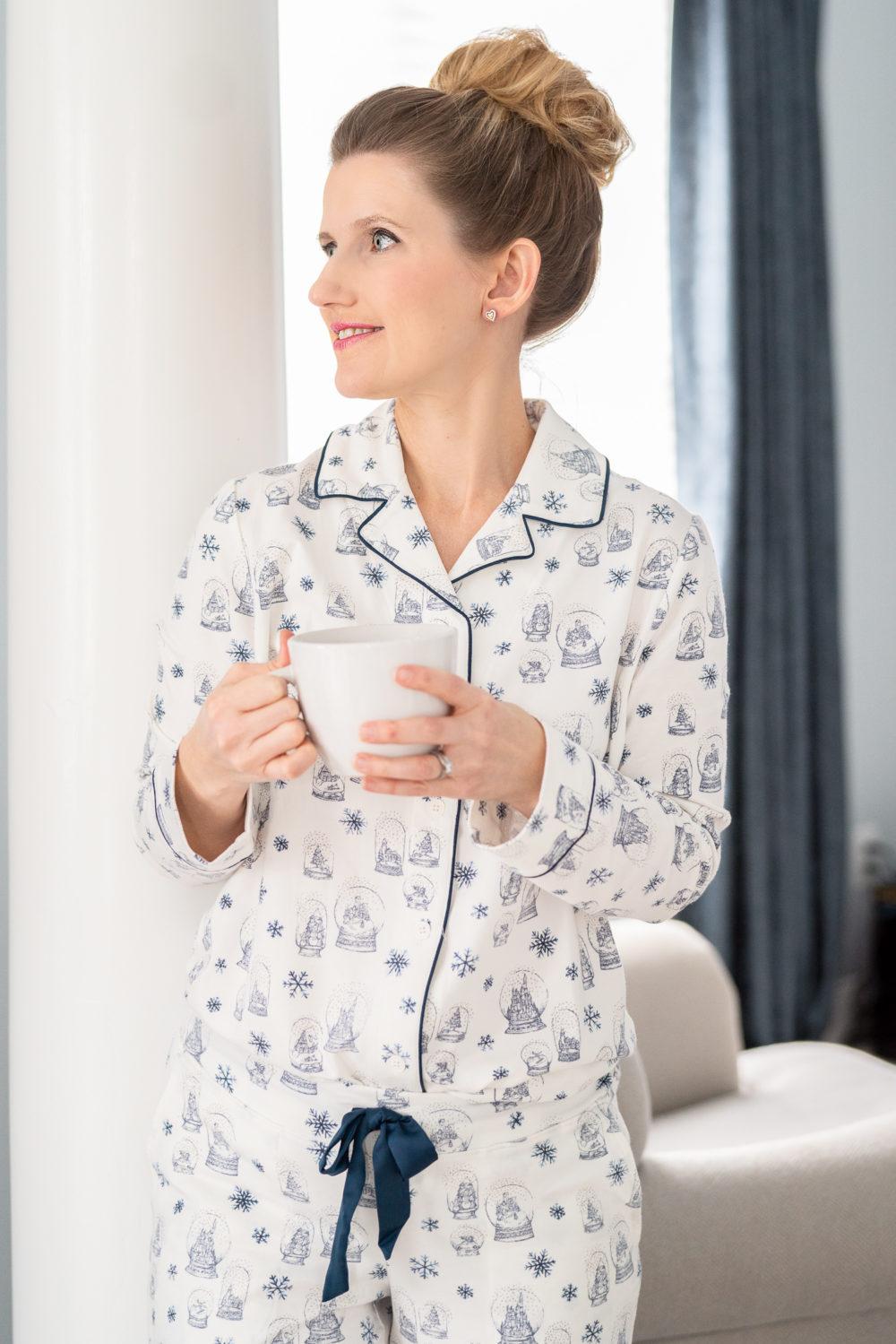 Petite Fashion Blog | Soma Pajamas