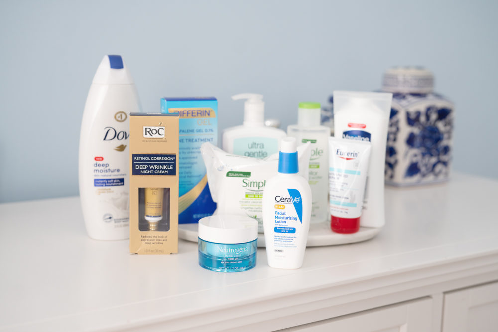 10 Top Dermatologist Recommended Drugstore Skincare Products The Blue Hydrangeas A Petite Fashion And Lifestyle Blog