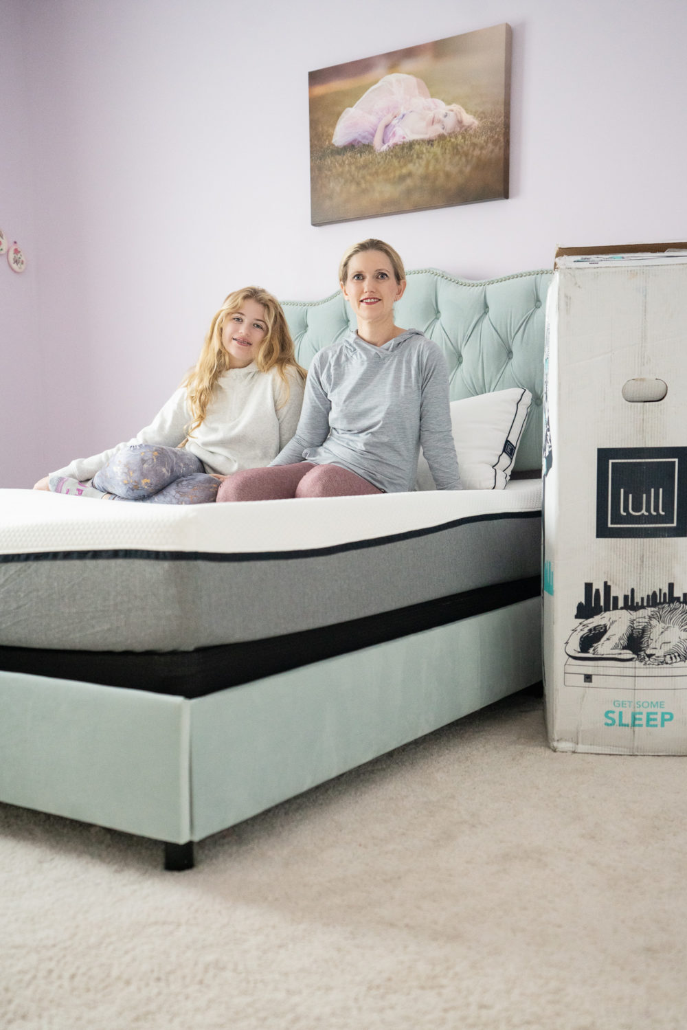 Lull Mattress Review | Lull Mattress | Best Bed in a Box