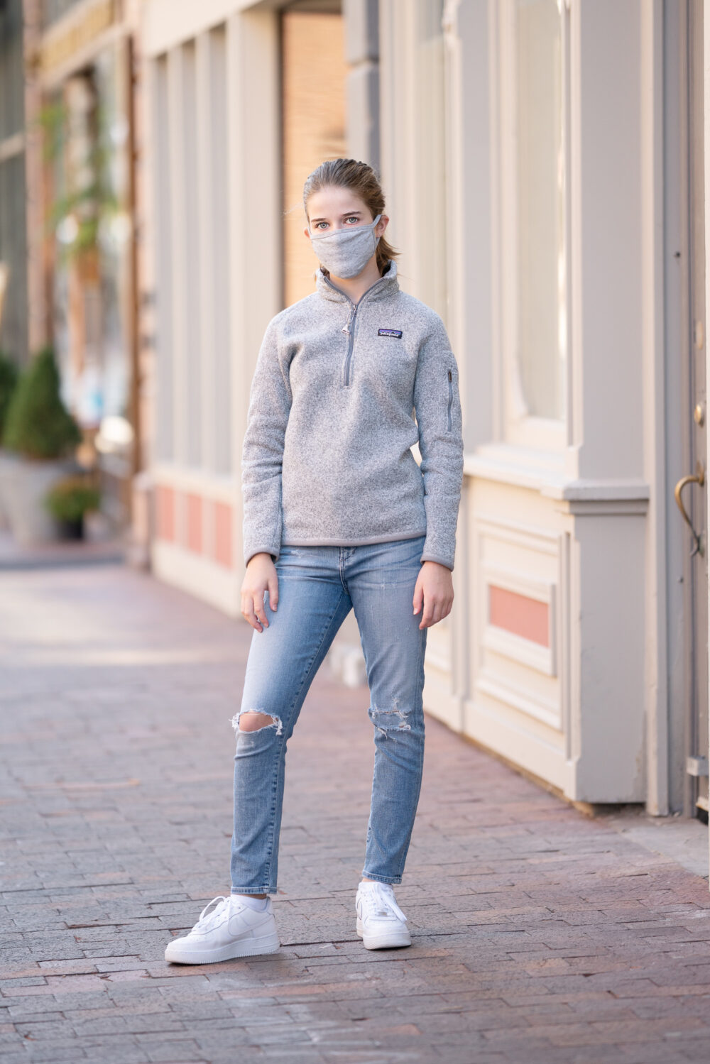 Petite Fashion Blog | Spread Hope not COVID-19 | Why you should wear a mask