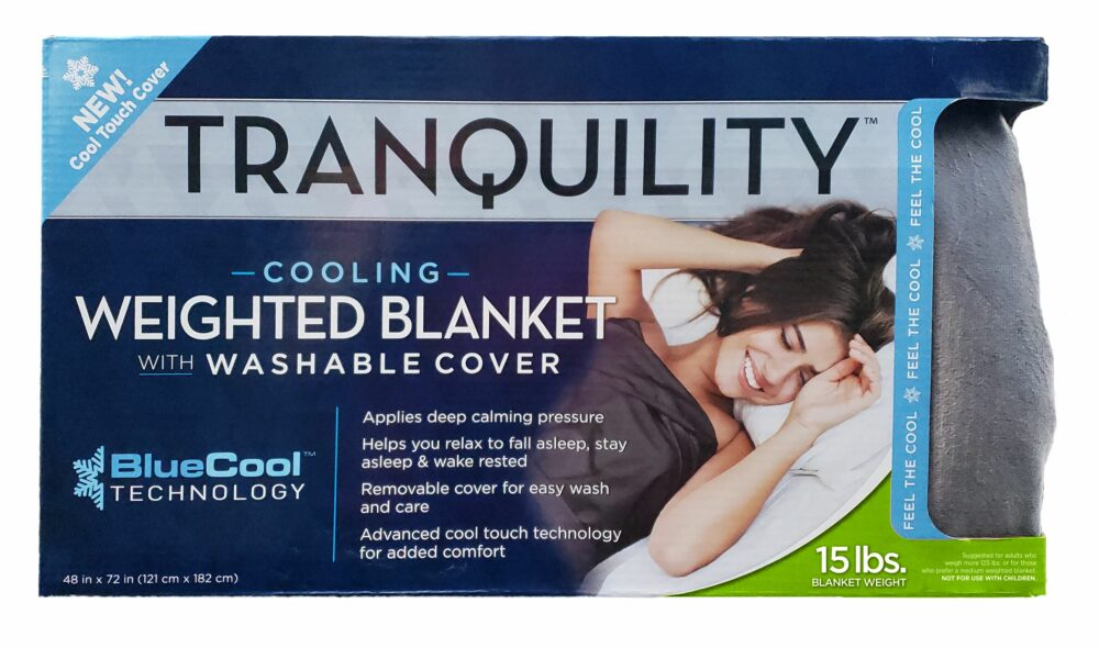 tranquility cooling blanket